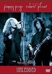 Cover Jimmy Page / Robert Plant - No Quarter Unledded [DVD]